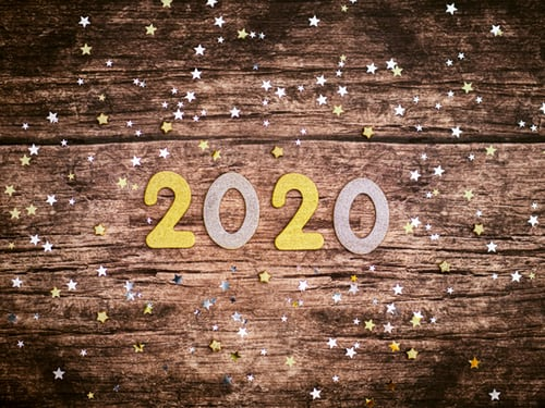 Wishing You A Happy New Year!  Make 2020 your best yet!!