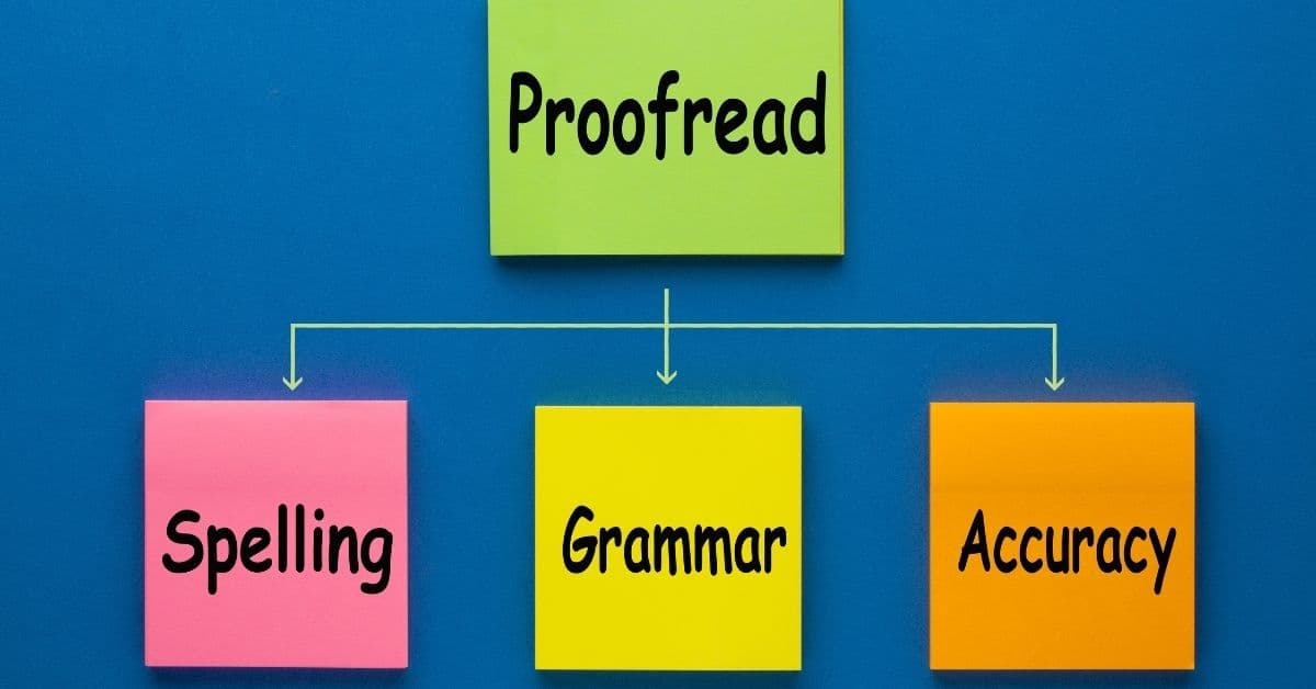 What Is Proofreading? Why Does It Matter?